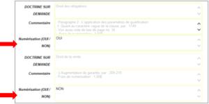 Bibliothèque notariale | Dossiers de recherche en ligne